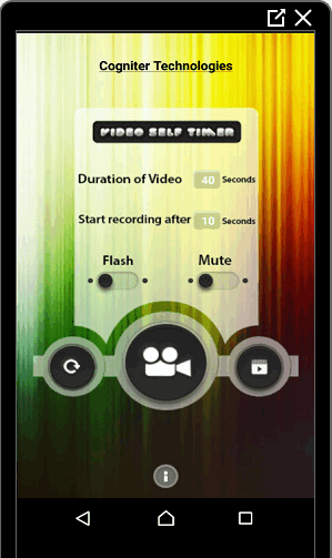 Video Self Timer в Тик Токе